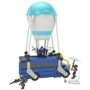"Fortnite Battle Royale 13"" Battle Bus, with 2 Exclusive Mini Figures"