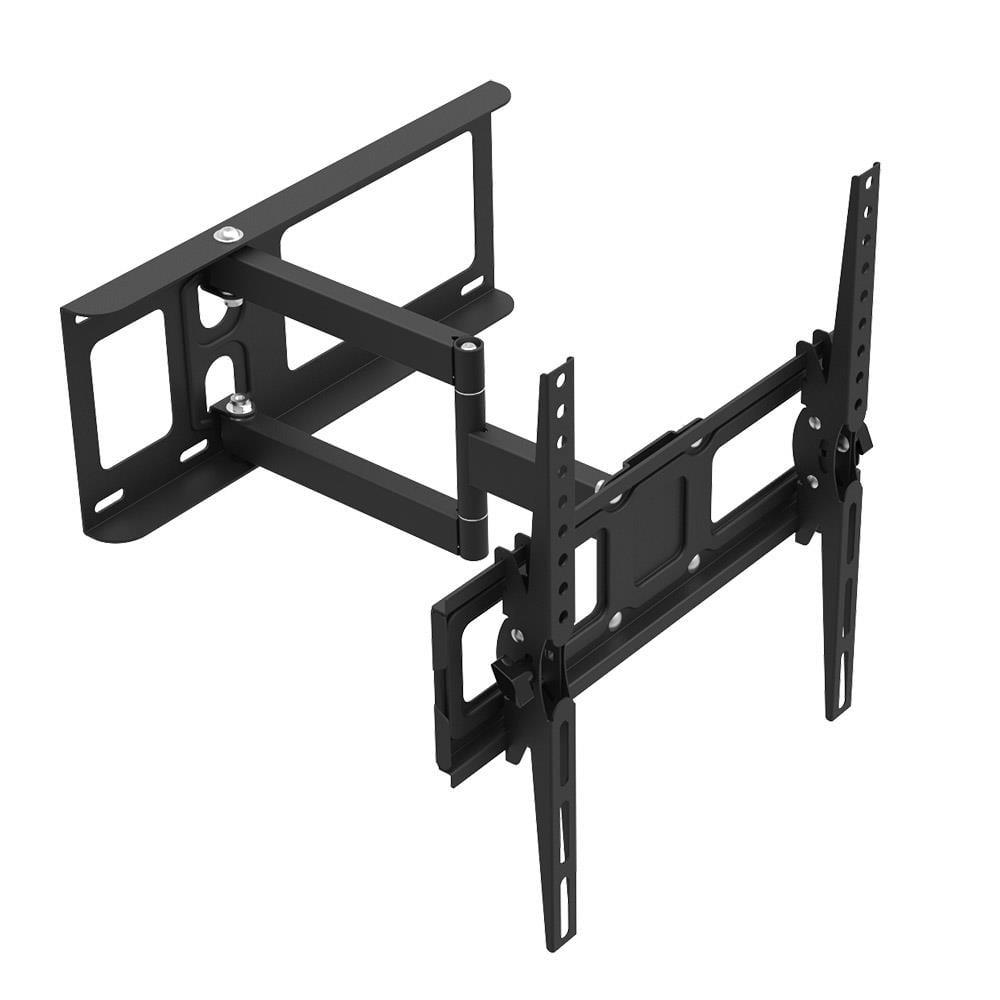 "Ktaxon Tilt Swivel Steel Full Motion TV Wall Mount Bracket 32 47 48 50"" inch Ultra-slim"