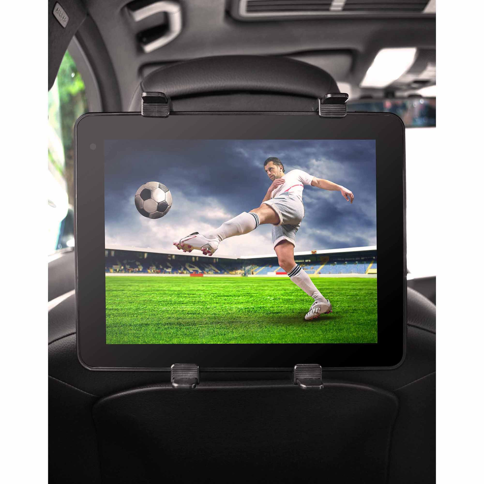 DP Audio Universal Headrest Mount for Apple iPad and Tablets