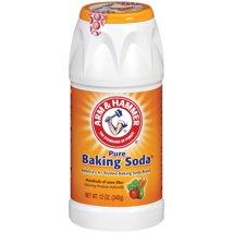 Baking Soda: Arm & Hammer Pure Baking Soda