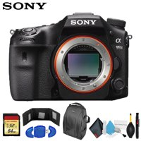 Sony Alpha a99 II DSLR Camera Ultimate Bundle