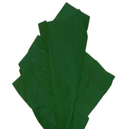 Dark Green Tissue Paper (10) - Mint Green Tissue Paper