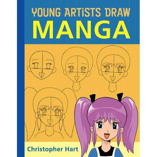 Young Artists Draw Manga