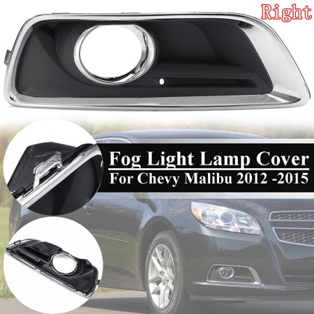 Front RH Side Fog Light Lamp Cover Grill For Chevy Malibu 2012-2015 20768846 (05 Rh Fog Light Lamp)