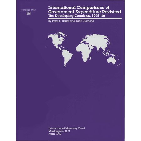 International Comparisons of Government Expenditure Revisited: The Developing Countries 1975-86 - Occa Paper No.69 -