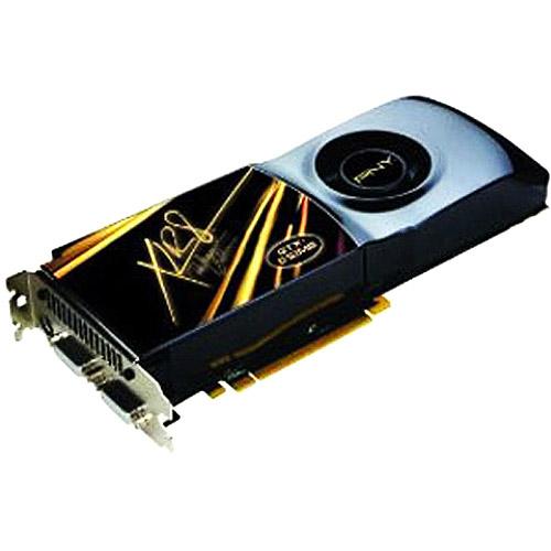 PNY VCG98GTXPXPB GeForce 9800 GTX+ Graphics Card