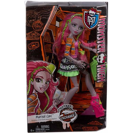 Monster High Exchange Program Marisol Coxi Doll