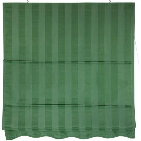green roman shades custom striped roman shades green walmartcom