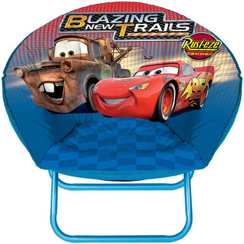 Disney Cars Mini Saucer Chair