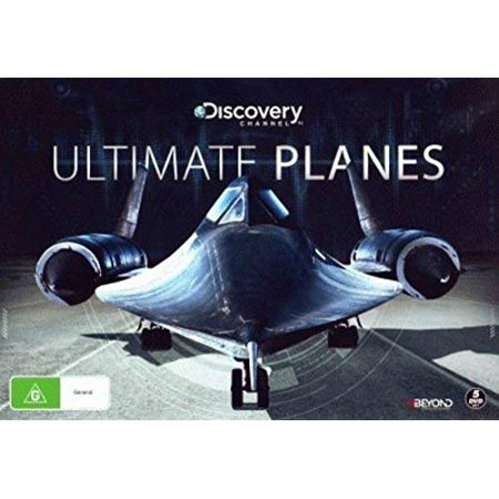 Ultimate Planes - 5-DVD Box Set ( X-Planes / Strange Planes / Future Flight / Secrets of Future Air Power ) [ NON-USA FORMAT, PAL, Reg.4 Import - Australia