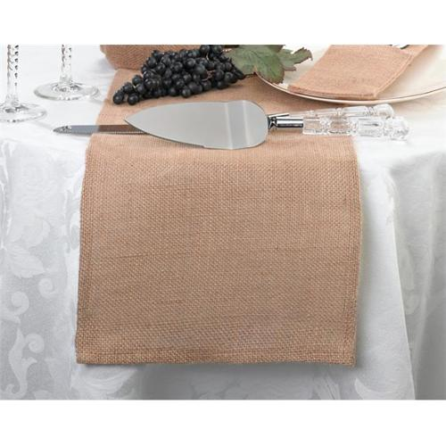 Burlap Table Runner, Blank