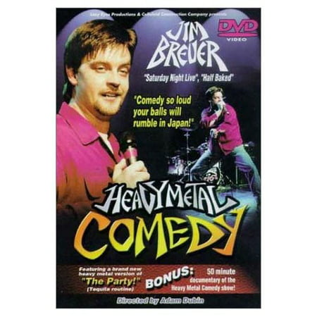 Heavy Metal Comedy (DVD)