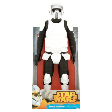 Jakks Pacific Star Wars 18-Inches Scout Trooper Figure - Star Wars Arf Trooper