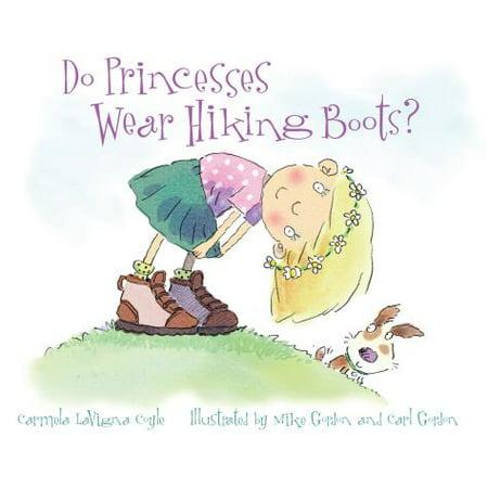 Do Princesses Wear Hiking Boots (Board Book)