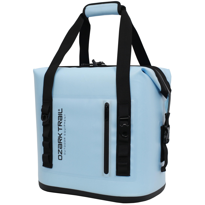 Ozark Trail Premium 30 Can Cooler, Blue