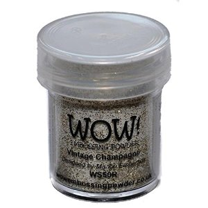 Wow Embossing Powder WOW! Embossing Powder, 15ml, Vintage Champagne Multi-Colored