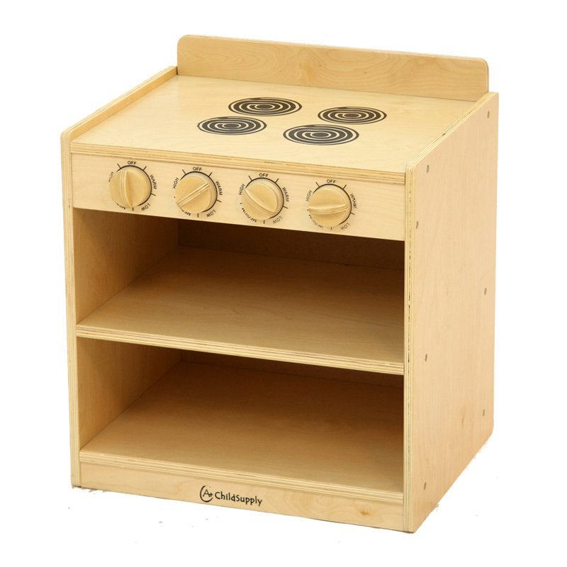 A+ Childsupply Toddler Play Stove