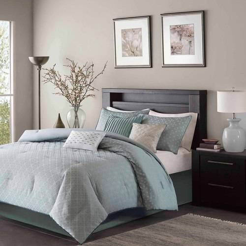 Home Essence Hudson 7-Piece Comforter Set