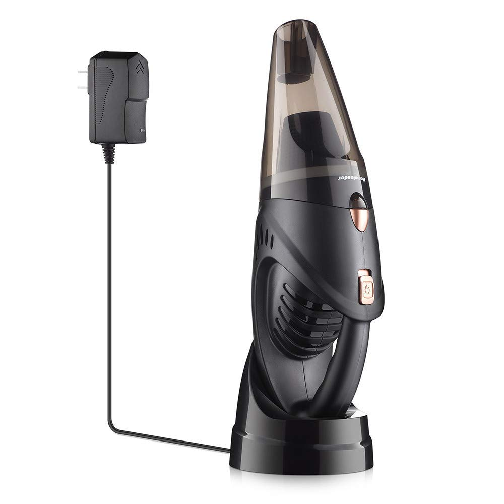 Homeleader 80W Car Vacuum Cleaner Portable Wet/Dry Cleaner Car Cleaners