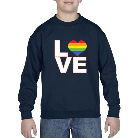 Love Rainbow Heart Matching Couples Birthday Christmas Gift Style W Hats Bags Valentines Day Unisex Youth Kids