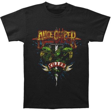 Alice Cooper Men 39 S No More Mr Nice Guy T Shirt Black