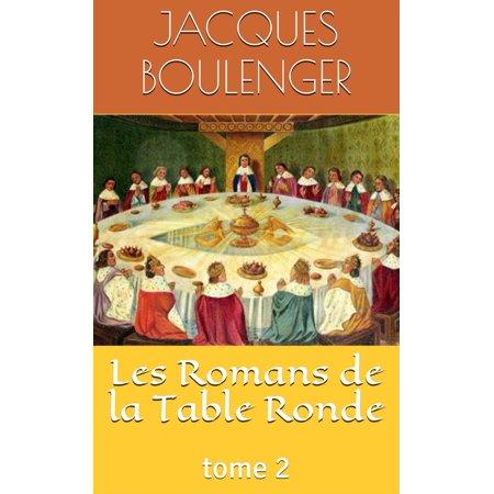 Les Romans de la Table Ronde - tome 2 - eBook](La Ronde Halloween)