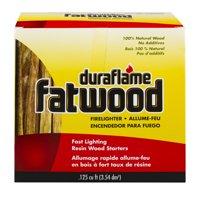 duraflame fatwood Kindling Sticks Resin Rich Firelighters - .125 cu ft