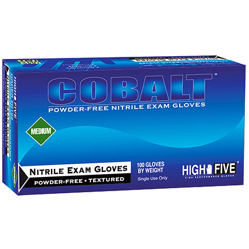 Cobalt Nitrile Exam Glove Large 1000 Count Case