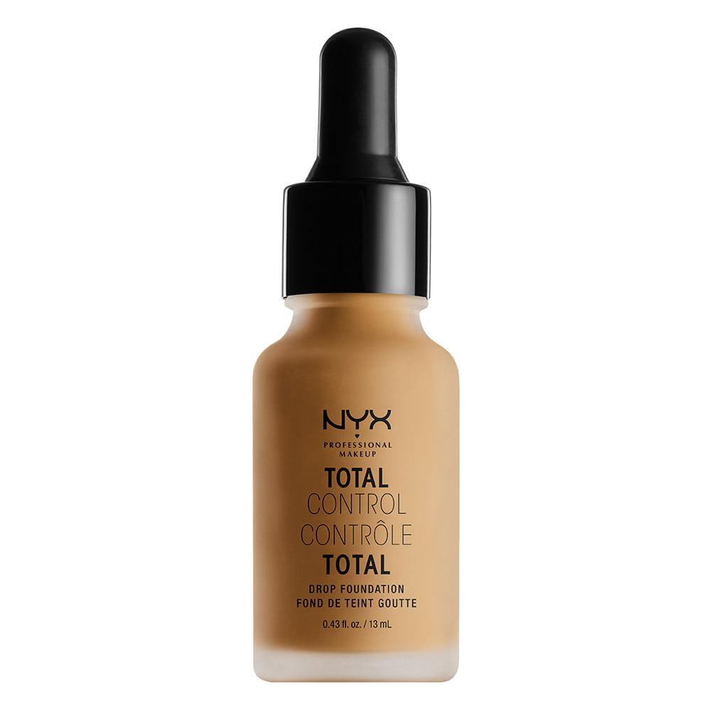 NYX Professional Makeup Total Control Drop Foundation, Golden Honey
