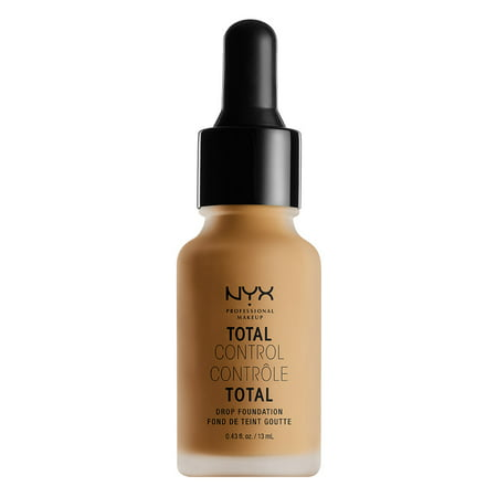 NYX Professional Makeup Total Control Drop Foundation, Golden Honey