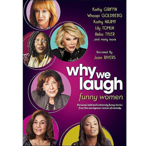 Why We Laugh: Funny Women (Widescreen)