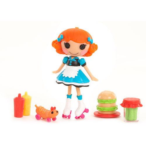MGA Entertainment Mini Lalaloopsy Doll, Pickles B.L.T.