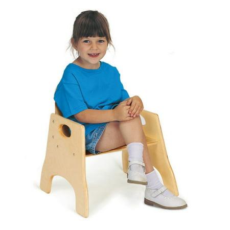 Jonti-Craft Kydz Stackable Chair