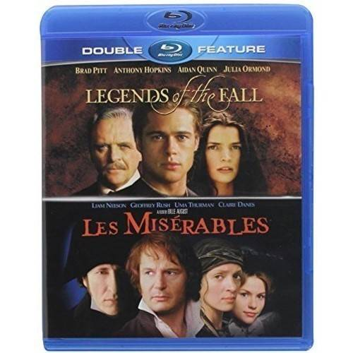 Legends of the Falls / Les Miserables [Blu-ray]
