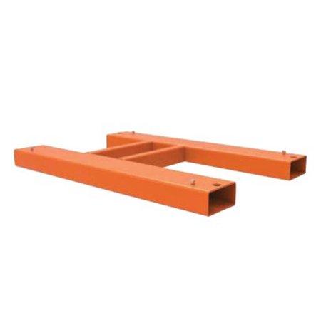 - Vestil Manufacturing ABLT-H-FP Air Bag Lift Table Optional Fork Pocket