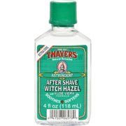 Thayers After Shave - Witch Hazel Aloe Vera - 4 Oz (Pack Of 4)