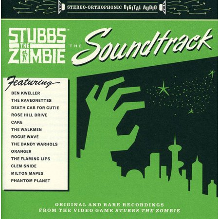 Stubbs the Zombie: The Soundtrack (Original Game Soundtrack) (Halloween Rob Zombie Movie Soundtrack)