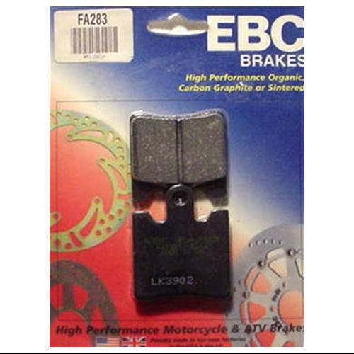 EBC Organic Brake Pads Rear Fits 06-12 Aprilia RS 125