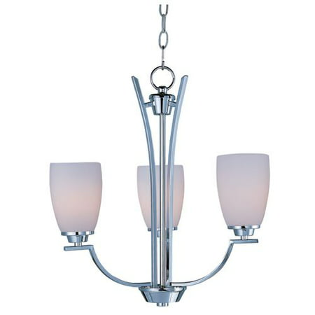 Maxim 20023 Rocco 3 Light 1 Tier Mini Chandelier