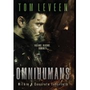 Omnihumans: Omnihumans: Within A Concrete Labyrinth (Hardcover)