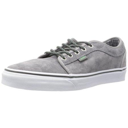 Vans Chukka Low Skateboarding Shoes Hiker Grey Mint