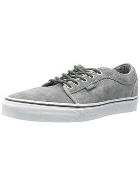 77463d80dd9 Product Image Vans Chukka Low Skateboarding Shoes Hiker Grey Mint