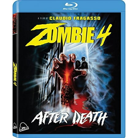Zombie 4: After Death (Blu-ray + CD) - Halloween 4 Deaths