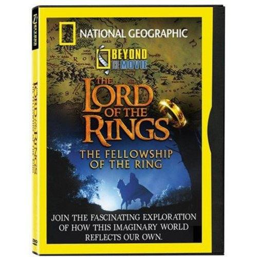 National Geographic: Beyond The Movie: Lord Of The Rings by TIME WARNER