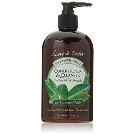 Lisa Rachel Conditioner   Cleanser With Tea Tree Oil   Avocado 12 Oz