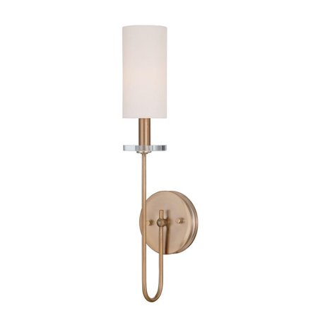 Monroe Wall Sconce in Satin