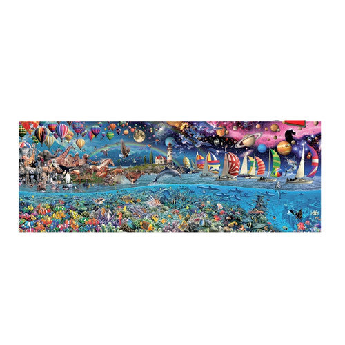 Educa Life, The Greatest 24000 Piece Jigsaw Puzzle