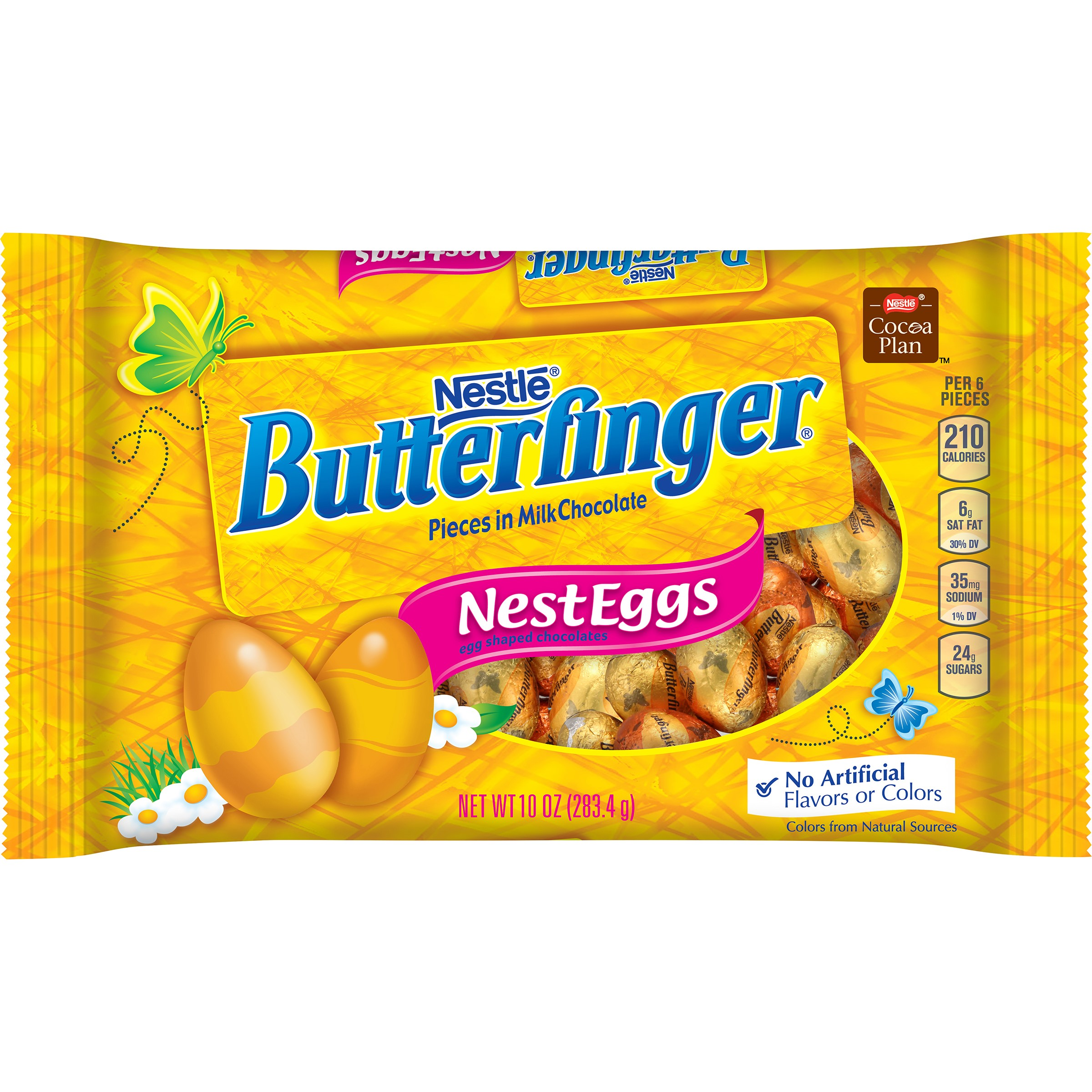 Butterfinger Chocolate, Nest Eggs, 10 Oz