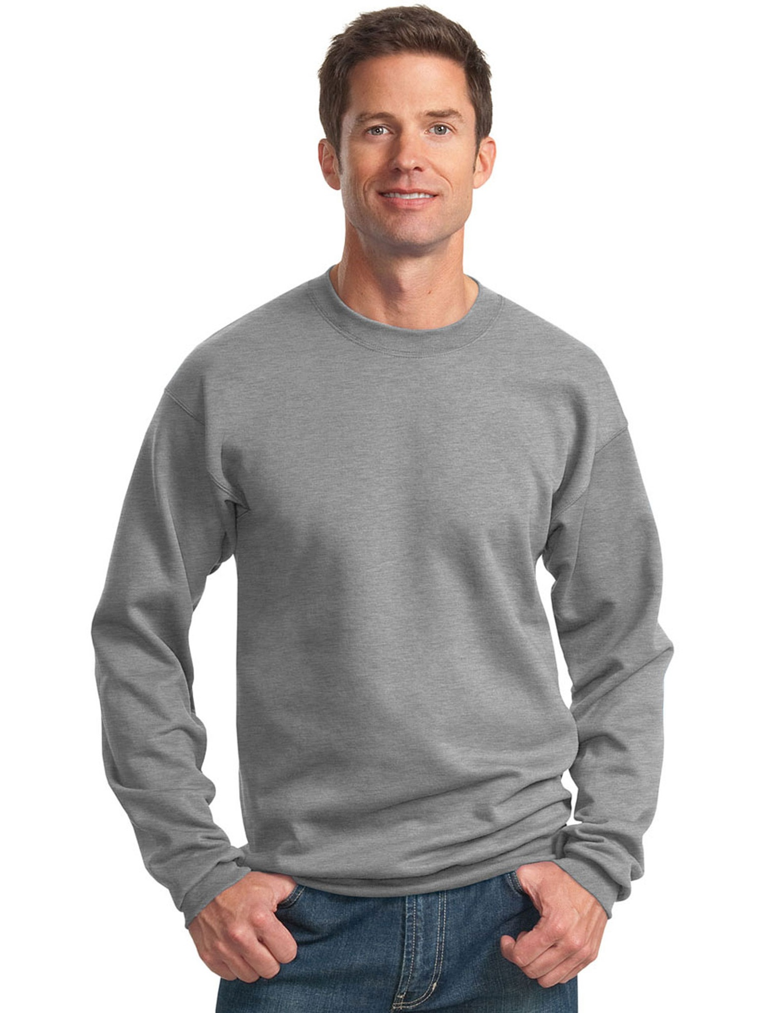 Port & Company Men's Crewneck Perfect Relaxing Sweatshirt