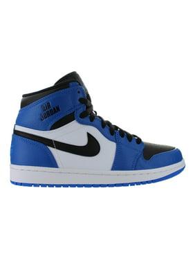 huge discount 438c6 22156 Product Image Mens Air Jordan 1 Retro High Rare Air Soar Blue Black White  332550-400